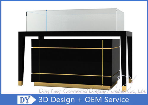 china latest news about Manufacture and Design of Jewelry Display Case