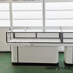 1500X550X960MM OEM Jewellery Shop Display Counters