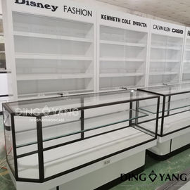 Showroom 1520X550X960MM Jewellery Shop Display Counters