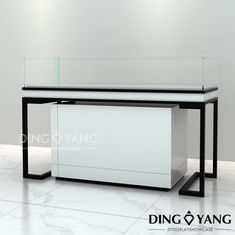1200x550x950mm Lock Installed MDF Jewelry Store Counter