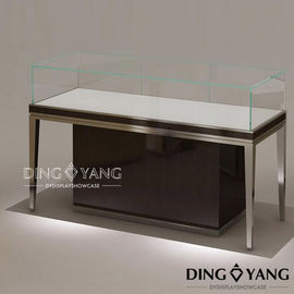 1200X550X950MM Showroom Jewelry Display Showcase