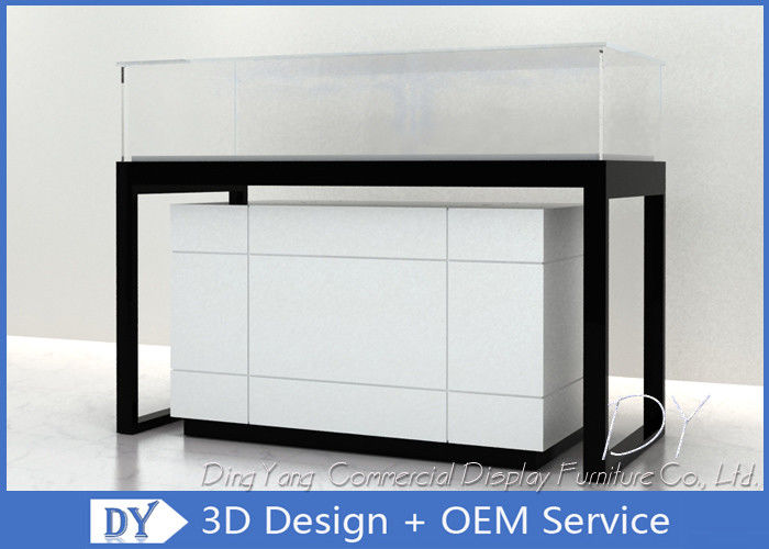 Modern Functional Glass Jewellery Counters / Jewellery Showcases supplier