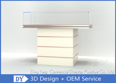 Inexpensive Nice MDF Jewelry Counters / Jewelry Showcase Cabinets